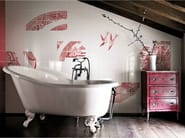 Double-fired ceramic wall tiles RUBY WILLOW - CERAMICA BARDELLI