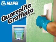 Quartz paint QUARZOLITE GRAFFIATO - MAPEI