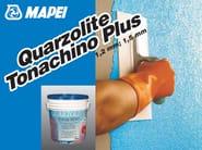 Cement plaster QUARZOLITE TONACHINO PLUS - MAPEI