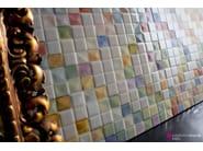 White-paste mosaic PIXEL - FERRO SPAIN