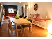 Wooden table ROOM 26 LARGE TABLE - Quinze & Milan