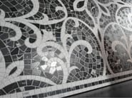 Glazed stoneware mosaic BISANZIO - FERRO SPAIN