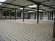 Radiant floor panel SYSTEM 70 INDUSTRY - Daikin Air Conditioning Italy S.p.A. - Divisione Riscaldamento
