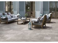 Porcelain stoneware outdoor floor tiles with stone effect HISTORIC - Cooperativa Ceramica d'Imola S.c.