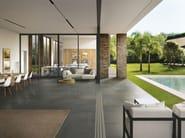 Porcelain stoneware wall/floor tiles with metal effect CULT GRIS - EDIMAX CERAMICHE