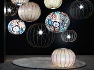 Fabric floor lamp BUBBLE   Floor lamp - MissoniHome