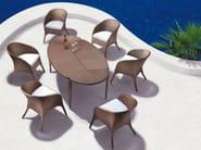 Garden armchair SYMI | Easy chair - Mediterraneo by GPB