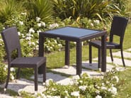 Stackable garden chair RODI | Garden chair - Mediterraneo by GPB