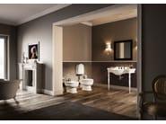 Metal vanity unit FIDIA | Vanity unit - CERAMICA FLAMINIA