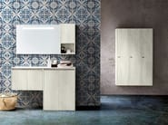 Sectional bathroom cabinet MOVIDA 38/41 - Cerasa