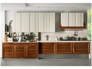 3.75 new programme for wall unit doors and columns, especially for the CANALETTO kitchen. Planks of three widths, in multiples of 3.75 and three different thicknesses are used.