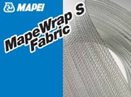 Steel reinforcing fabric MAPEWRAP S FABRIC - MAPEI