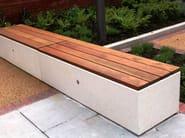 Modular Bench DEMETRA - Bellitalia