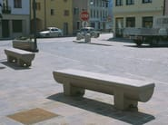 Backless Bench MENHIR | Bench - Bellitalia