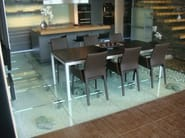 Anti-slip glass flooring LITE-FLOOR - Glassolutions