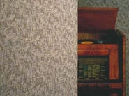 Sound absorbing synthetic fibre wallpaper WALLDESIGN® CHARMANT - TECNOFLOOR Industria Chimica