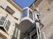 Panoramic custom lift PANORAMA - LIFTINGITALIA