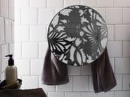 Electric wall-mounted towel warmer I GIOIELLI ROUND - mg12