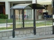 Porch for bus stop PARENTESI - Bellitalia