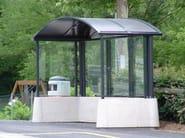 Porch for bus stop MAGNUM - Bellitalia