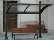 Porch for bus stop MARTINA - Bellitalia