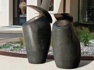 Outdoor waste bin with ashtray BIOS | Waste bin - Bellitalia