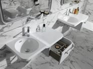 Washbasin mixer with aerator with flow limiter FORMA | Washbasin mixer - NOKEN DESIGN