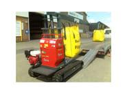 Forklift truck and transpallet TP1600 MAMMUT VERDE - HINOWA