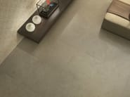 Porcelain stoneware wall/floor tiles with stone effect FORMES - NOVOCERAM