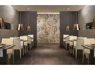 Porcelain stoneware wall/floor tiles with wood effect NOA - NOVOCERAM