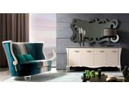 Fabric sofa GAUDÌ | Sofa - CorteZari