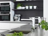 Kitchen mixer tap with aerator NK LOGIC | Kitchen mixer tap - NOKEN DESIGN