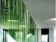 High definition organic digital printed glass LITEX PIX - Glassolutions