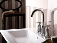 Bridge mixer with aerator FUTURE | Washbasin tap - NOKEN DESIGN