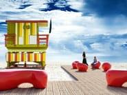 Outdoor chair HAPPY - Bellitalia