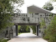 Motif outdoor wallpaper BARIO - Wall&decò