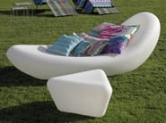 Polyethylene pouf / coffee table PITAGORA - MissoniHome