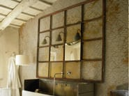 Motif bathroom wallpaper DÉCHIRÉ - Wall&decò