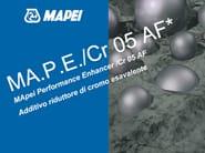 Additive for cement and concrete MA.P.E./Cr - MAPEI