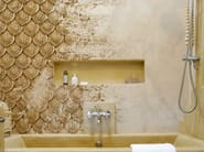 Motif bathroom wallpaper ZAR - Wall&decò