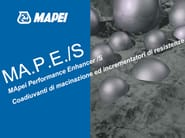 Additive for cement and concrete MA.P.E./S - MAPEI