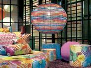 Wool pendant lamp THEA KUTA - MissoniHome