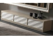 Oak sideboard with drawers EBON | Sideboard with drawers - CorteZari