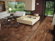 Anti-slip frost proof flooring AMARCORD | Flooring with terracotta effect - Ceramica Rondine