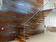 Wall/floor tiles with metal effect LIGHT - LIGHT FLOOR METALLIC - Revigrés