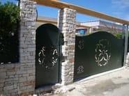 Plate gate CAN.07 | Gate - CITYSì recinzioni e cancelli taglio laser