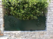 Security modular Fence PAN.05 | Modular Fence - CITYSì recinzioni e cancelli taglio laser
