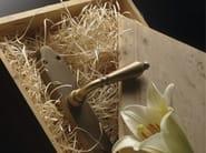 Classic style brass pull handle for sliding windows FLORENZIA | Pull handle - LINEA CALI'