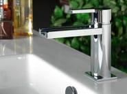 LED chrome-plated countertop washbasin tap URBAN | LED washbasin mixer - NOKEN DESIGN