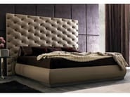Double bed with tufted headboard RICHARD - CorteZari